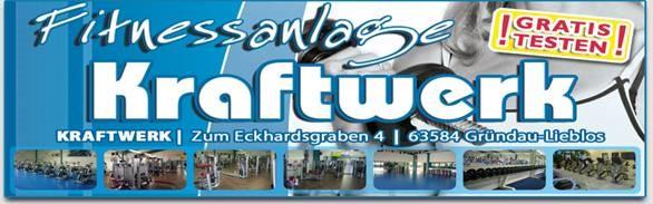 Fitnessanlage Kraftwerk